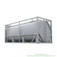 30FT Customizing Acid Tank ISO Hydrochloric Acid Solution 18, 000liers -30, 000liers
