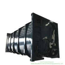 20feet Bulk 29.5cbm ISO Tank Container for Plaster Powder /Cement /Flyash