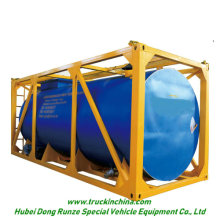 20FT Bitutainer for Crude Oil Asphalt Transport (Container Tank)