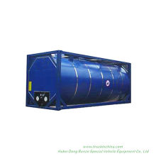 20FT Bitumen Tank Container Customizing Transport Hot Asphalt 20000-24000 Litre (Bitutainer)