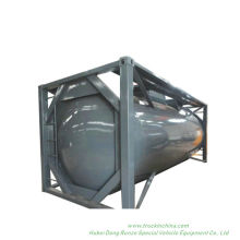 Fluoroboric Acid, Boric Acid Tank (20FT ISO Container Frame) Un1775 Road Transport Steel Lined LDPE for Borofiuoric Acid, H3bo3, Hbf4